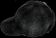 Kappe mit Schild und Ohrenklappe