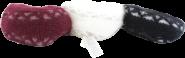Strickhaube Angora