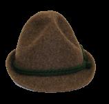 Kinderhut - Faustman - braun