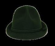 Kinderhut - grün