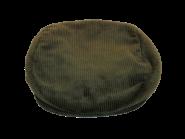 Cordkappe - dunkelgrün
