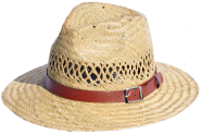 Strohhut Cowboy