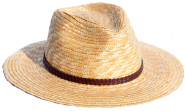 Alpenhuat Bortenstroh