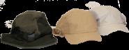Baseball Kappe mit Nackenschutz